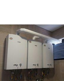 Calentador de Agua Residencial